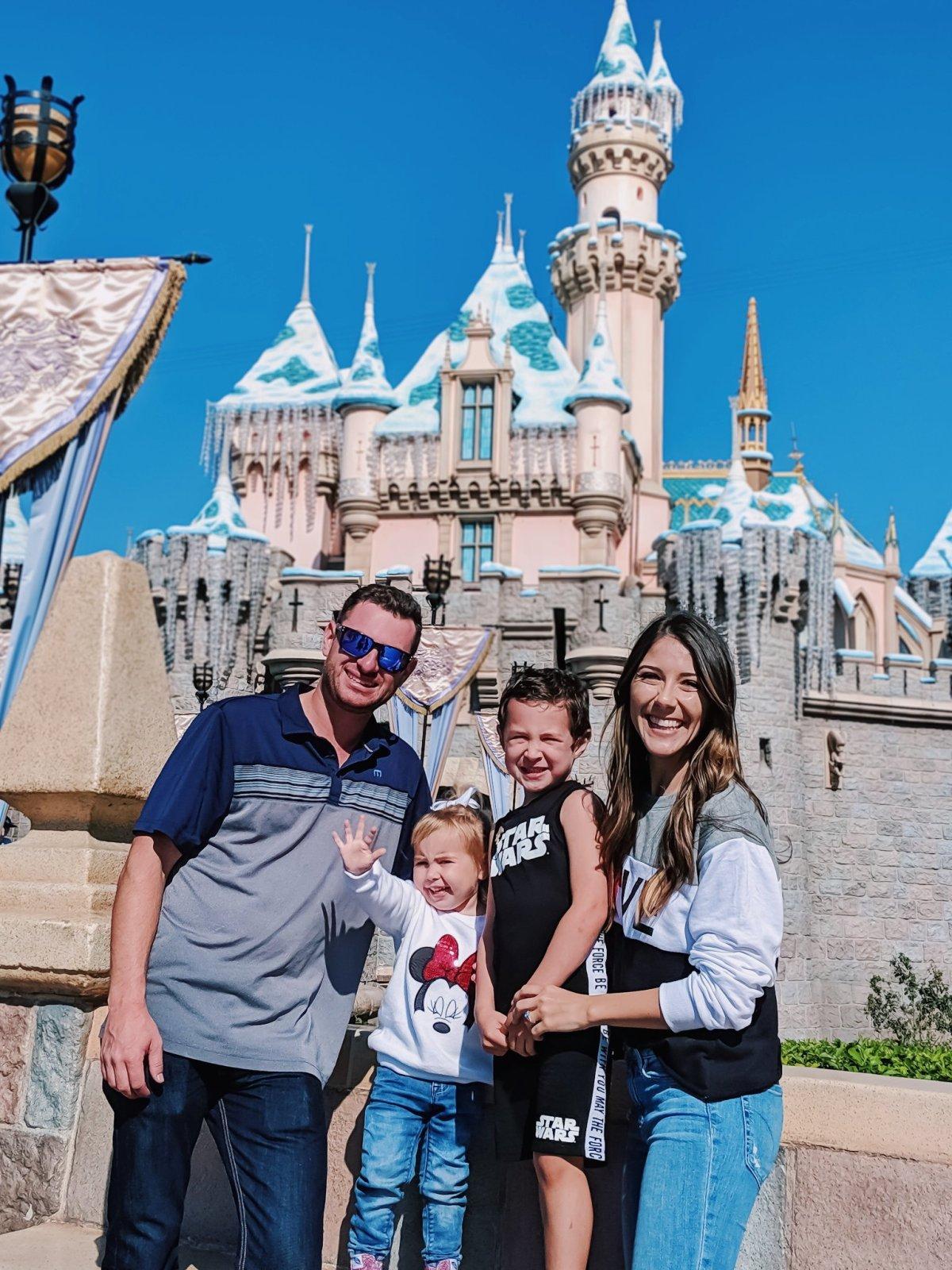 Our Disneyland Trip2018
